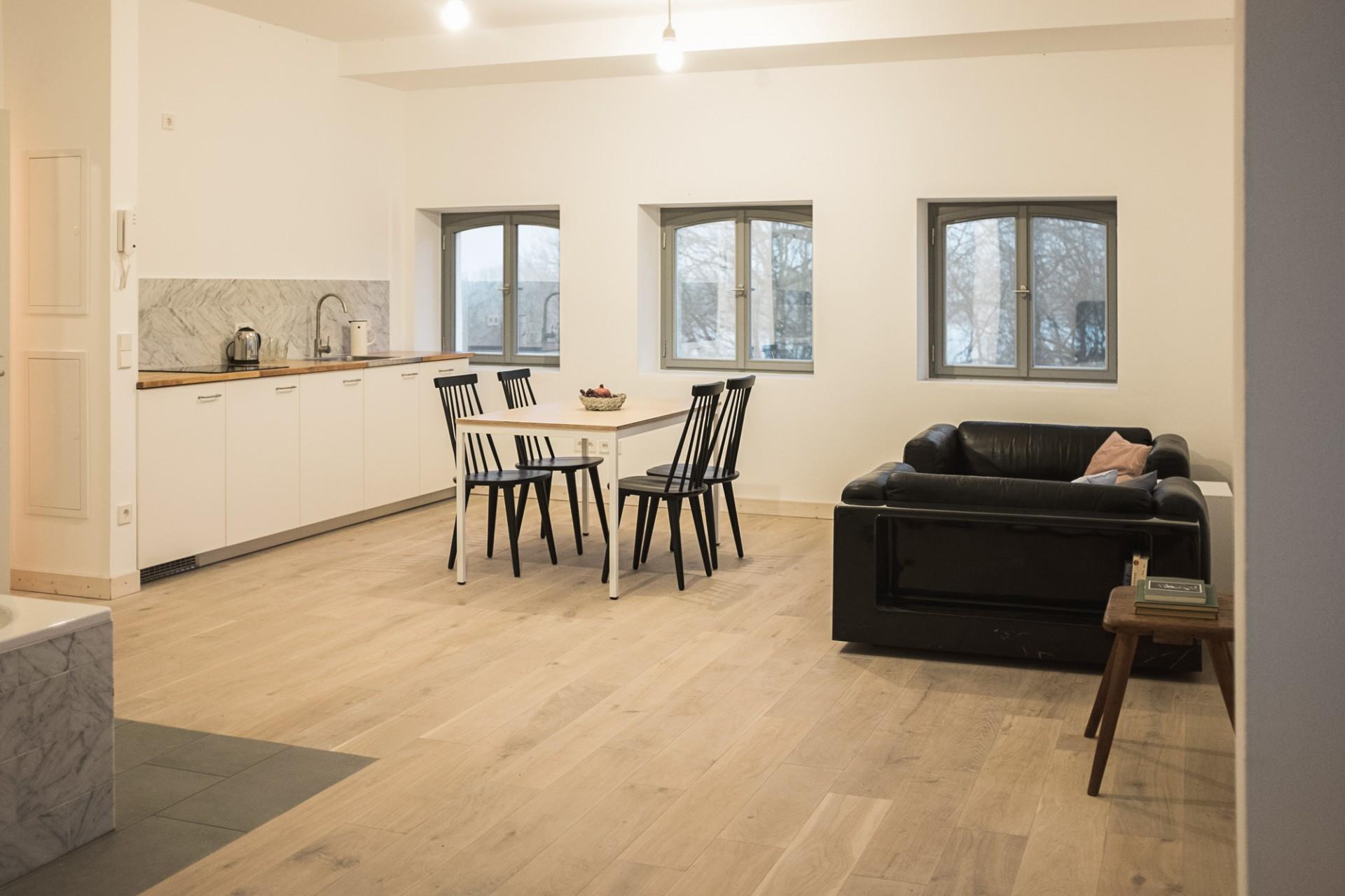 Gut Üselitz – Ferienwohnungen und Veranstaltungsort Wohnung 2. OG rechts (2)