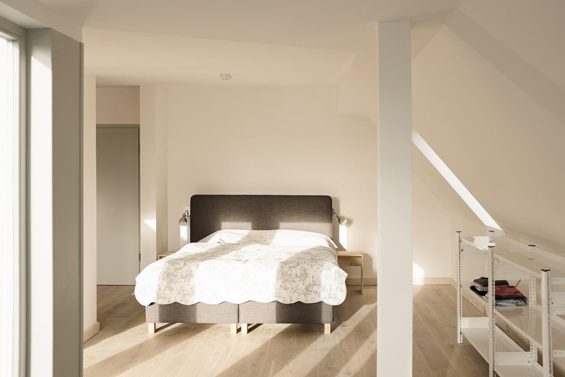 Gut Üselitz – Ferienwohnungen und Veranstaltungsort Wohnung DG links