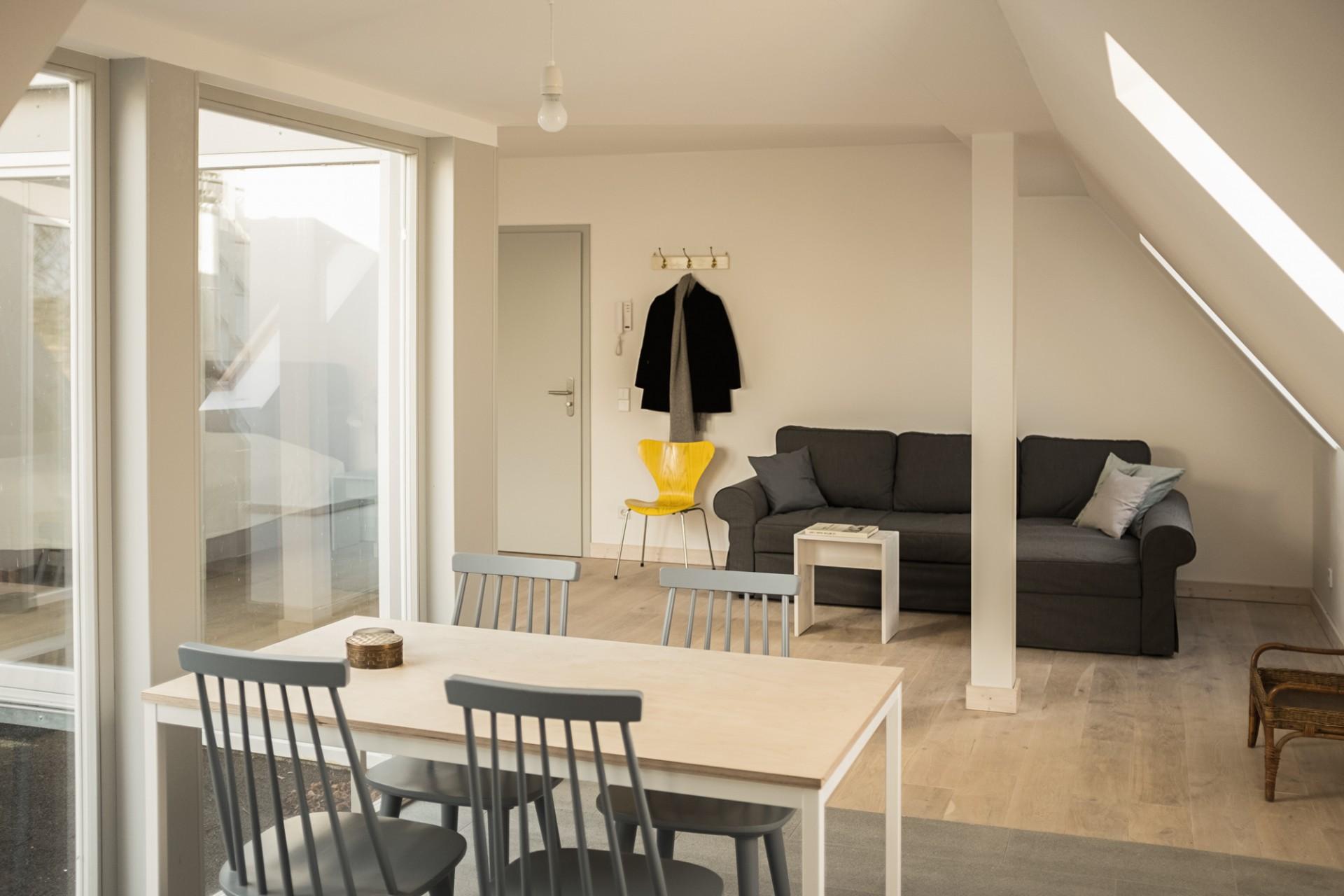 Gut Üselitz – Ferienwohnungen und Veranstaltungsort Wohnung DG rechts
